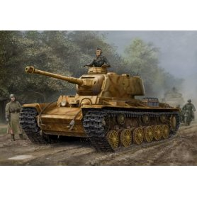 HOBBY BOSS 84818 1/48 German  Pz.Kpfw  KV-1  756(