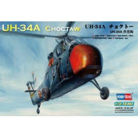 "HOBBY BOSS 87215 1/72 American UH-34A ""Choctaw"""