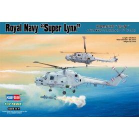 "HOBBY BOSS 87238 1/72.  Royal Navy Lynx HMA.8 (""Su"