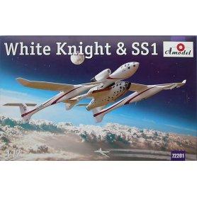AMODEL 72201 WHITE KNIGHT & S.SHATT