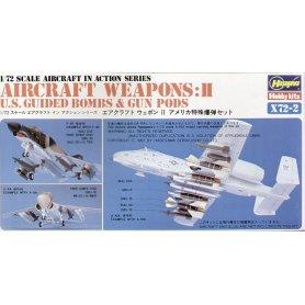 Hasegawa X72-2 - 35002 U.S.Aircraft Weapons II