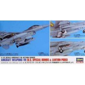 Hasegawa X72-12 - 35012 U.S Aircraft Weapons VII