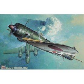 Hasegawa 1:32 Nakajima Ki-43-II Hayabusa / Oscar