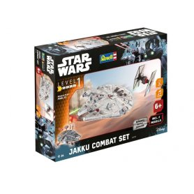 Revell 06758 Star War Build&Play Jakku Combat