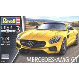 Revell 1:24 Mercedes AMG GT
