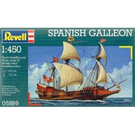 REVELL 05899 SPANISH GALEON 1/450