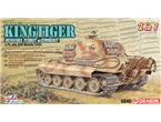 Dragon 6840 1/35 KingTiger Henschel w/Zimmerit