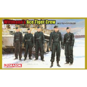 Dragon 6831 1/35 Wittmanns Ace Tiger Crew