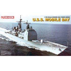 DRAGON 7035 USS MOBILE BAY    1/700
