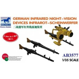 Bronco AB 3577 German Infared night-vision devices