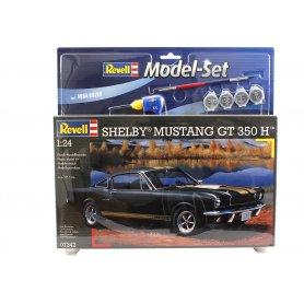 REVELL 1:24 SHELBY MUSTANG GT 350H Model set