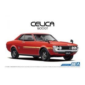 Aoshima  041802 1/24 Toyota Celica 1600Gt 1972