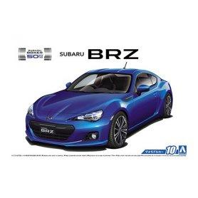 Aoshima 05161 1/24 Subaru ZC6 BRZ '12