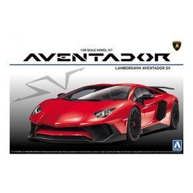 Aoshima 05120 1/24 Lamborghini Aventador LP750-4