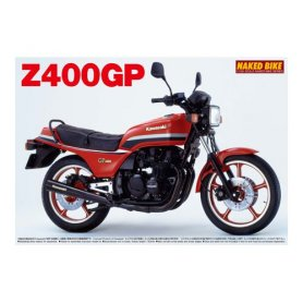 Aoshima 04915 1/12 Kawasaki Z400Gp