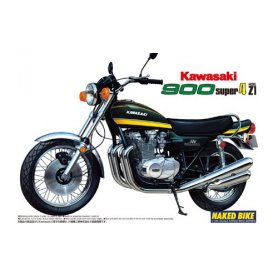 Aoshima 04098 1/12 Kawasaki 900 Super Four