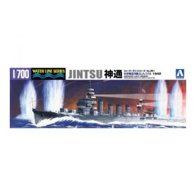 Aoshima 04009 1/700 Jintsu 1942