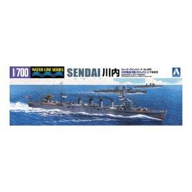 Aoshima 04008 1/700 Sendai 1943