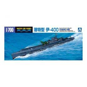 Aoshima 03844 1/700 Submarine I-400
