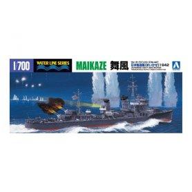 Aoshima 03407 1/700 Maikaze 1942