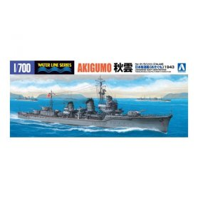 Aoshima 03396 1/700 Akigumo (1942)