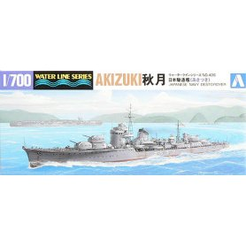 Aoshima 01675 1/700 Akizuki