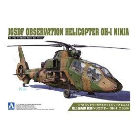 Aoshima 01434 1/72 Helicopter OH-1 Ninja