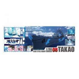 Aoshima 01116 1/700 Blue Steel Takao