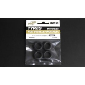MENG SPS-001 TYRES FOR VEHICLE/DIO