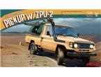 MENG VS-005 PCK UP W/ZPU-2