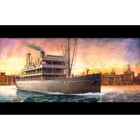 Meng 1:150 The Crossing Steamer Taiping
