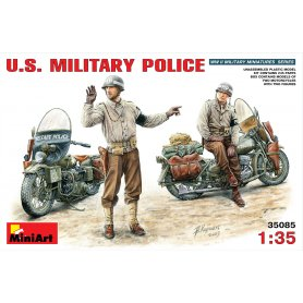 Mini Art 35085 Us Military Police