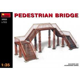 MINI ART 35522 PEDESTARIAN BRIDGE