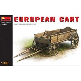 MINI ART 35553 EUROPEAN CART