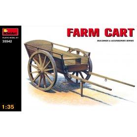 MINI ART 35542 FARM CART