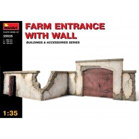 MINI ART 35535 FARM