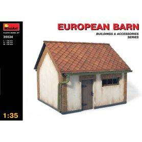 MINI ART 35534 EUROPEAN BARN