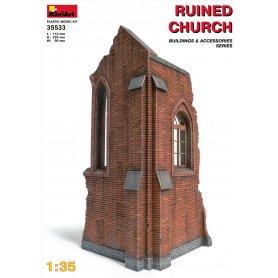 MINI ART 35533 CHURCH RUIN