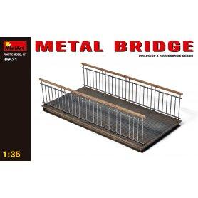 MINI ART 35531 METAL BRIDGE