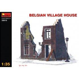 MINI ART 35015 BELGIAN VIL. HOUSE