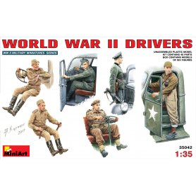MINI ART 35042 WW II DRIWERS