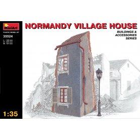 Mini Art 1:35 NORMANY VILLAGE HOUSE