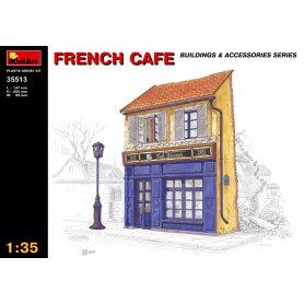 MINI ART 35513 FRENCH CAFE     1/35
