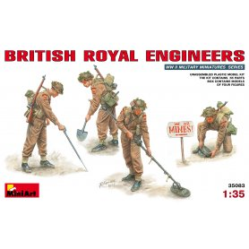 MINI ART 35083 BRIT.ROYAL ENGINEERS