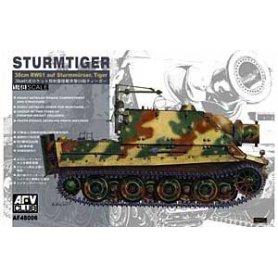 AFV Club 48006 German SturmTiger