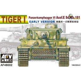 AFV Club 48002 Tiger I Early Version