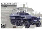 AFV Club 35S50 Sd.Kfz.251/3 Ausf.C
