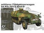 Afv Club 35S47 Sd.Kfz.251/3 Ausf.D