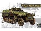 Afv Club 35251 Sd.Kfz 251/9 Ausf.C
