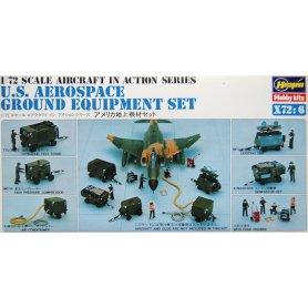 Hasegawa X72-6 - 35006 Ground Equipment Set
